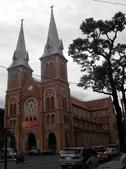 越南胡志民:越南紅教堂4