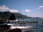 蘭嶼大船下水祭 十年大典:蘭嶼大船下水祭-出航2