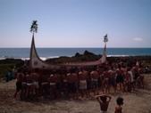 蘭嶼大船下水祭 十年大典:蘭嶼大船下水祭-驅邪8