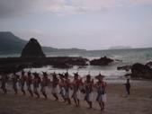 蘭嶼大船下水祭 十年大典:蘭嶼大船下水祭-頭髮舞2