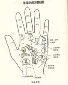 隨性天然 自在之體:手穴圖1