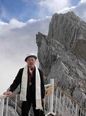 藏人聖山--玉龍雪山:279玉龍雪山
