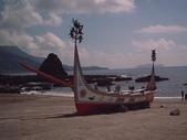 蘭嶼大船下水祭 十年大典:蘭嶼大船下水祭-上岸停泊1