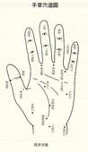 隨性天然 自在之體:手穴圖2