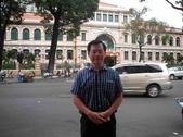 越南胡志民:越南百年郵政局4