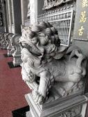 石雕之美:石雕之美-石獅