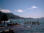 蘭嶼大船下水祭 十年大典:蘭嶼大船下水祭-出航3