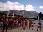 蘭嶼大船下水祭 十年大典:蘭嶼大船下水祭-下水1