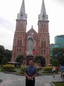 越南胡志民:越南紅教堂1
