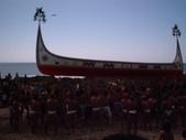 蘭嶼大船下水祭 十年大典:蘭嶼大船下水祭-驅邪9