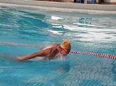 游泳教練-泳裝:蝶式