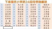 20151006新版同學錄:下崙國民小學第24屆同學錄編號.jpg