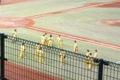 081028 職棒總冠軍賽第三戰in洲際棒球場:熱身的球員們