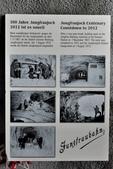瑞士-少女峰車站:當時開鑿鐵道的照片.jpg