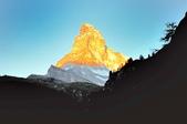 瑞士-馬特洪峰:馬特洪峰日出十三.jpg