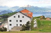 瑞士-瑞吉山:Rigi Kulm Hotel 旅館四.jpg