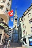 瑞士-聖摩里茲:多爾夫區鐘塔三.jpg