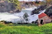 克羅埃西亞-科卡國家公園:階梯式瀑布八.jpg