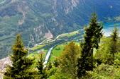 瑞士-哈德庫爾姆:俯望兩湖間的茵特拉肯十九.jpg