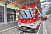 瑞士-策馬特:塔什站到策馬特的登山火車.jpg