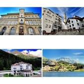 瑞士-聖摩里茲:相簿封面