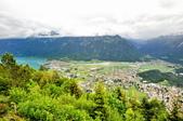 瑞士-哈德庫爾姆:俯望兩湖間的茵特拉肯十一.jpg