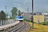 瑞士-瑞吉山:藍色Arth-Goldau 齒軌列車二.jpg