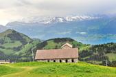 瑞士-瑞吉山:旅館觀景台附近的景色二十八.jpg