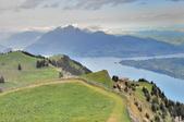瑞士-瑞吉山:旅館觀景台附近的景色二十五.jpg