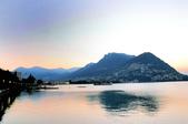 瑞士-盧加諾:渡輪碼頭的布雷山二十三.jpg