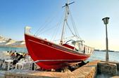希臘-米克諾斯島:舊港碼頭的景色二.jpg