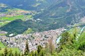 瑞士-哈德庫爾姆:俯望兩湖間的茵特拉肯十四.jpg
