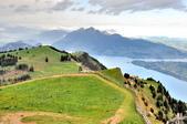 瑞士-瑞吉山:旅館觀景台附近的景色二十七.jpg