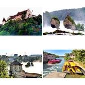 瑞士-萊茵瀑布:相簿封面