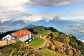 瑞士-瑞吉山:Rigi Kulm Hotel 旅館十一.jpg