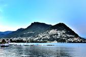 瑞士-盧加諾:渡輪碼頭的布雷山二十一.jpg