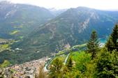 瑞士-哈德庫爾姆:俯望兩湖間的茵特拉肯十五.jpg