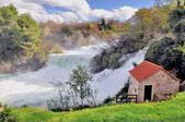 克羅埃西亞-科卡國家公園:階梯式瀑布十.jpg