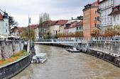 斯洛維尼亞-朱布亞那:屠夫橋附近的景色八.jpg