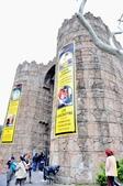 西班牙-巴塞隆納西班牙村:仿阿維拉城堡六.jpg