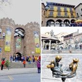 西班牙-巴塞隆納西班牙村:相簿封面