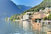 瑞士-盧加諾:渡輪碼頭附近的景色七.jpg