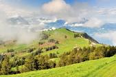瑞士-瑞吉山:旅館觀景台附近的景色七.jpg
