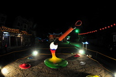 彰化-鹿港2012燈會:地藏王廟前神來一筆三.jpg