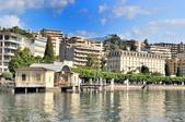 瑞士-盧加諾:渡輪碼頭附近的景色十.jpg
