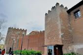 西班牙-巴塞隆納西班牙村:仿阿維拉城堡七.jpg