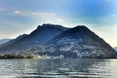 瑞士-盧加諾:渡輪碼頭的布雷山二十二.jpg