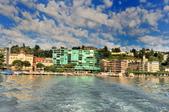 瑞士-盧加諾:渡輪碼頭附近的景色十九.jpg