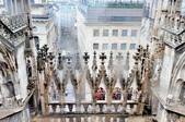 義大利-米蘭:米蘭大教堂屋頂五.jpg