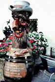 奧地利-聖沃夫岡:沃夫岡鎮濱湖街景十二.jpg